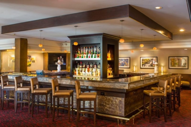 Elements Restaurant & Bar, LaGuardia Plaza Hotel, NY, Renovation