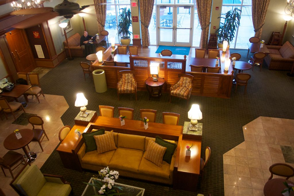 Homewood Suites, Valley Forge, PA Lobby/Lodge, Take flight, dining area