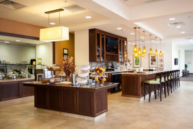 Hilton Garden Inn - Oaks, PA Lobby Bar, Buffet