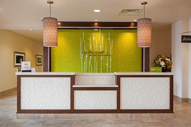 Hilton Garden Inn - Oaks, PA Lobby